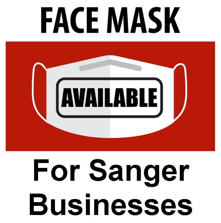 Face masks available