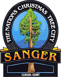 Sanger the nations christmas Tree City General Grant