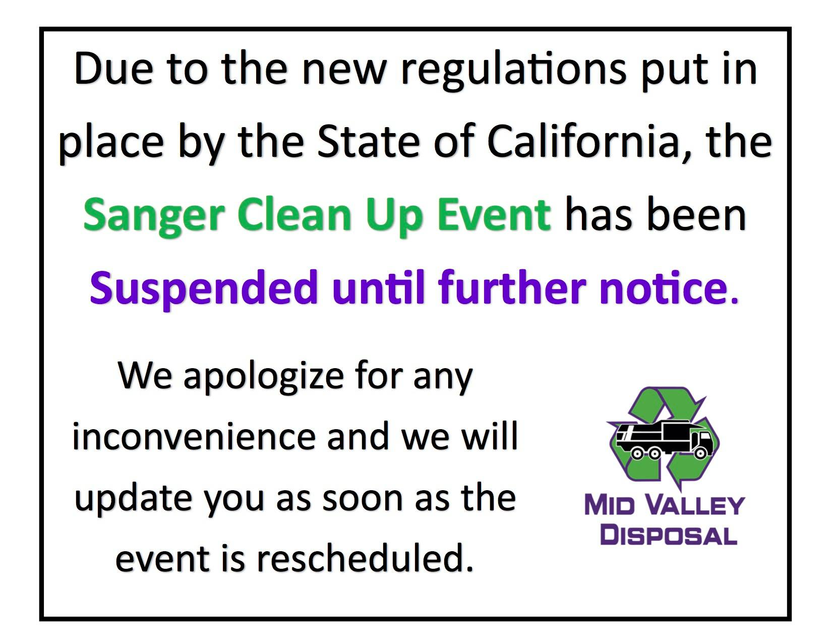 MVD CLEAN UP  2020 Suspended-black green purple letters, MVD logo white background