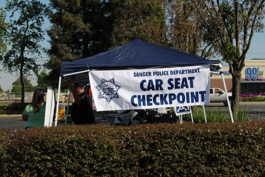 Car Seat Checkpoint