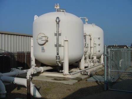Filtration tanks